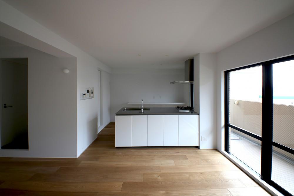 Renovation T (キッチン)