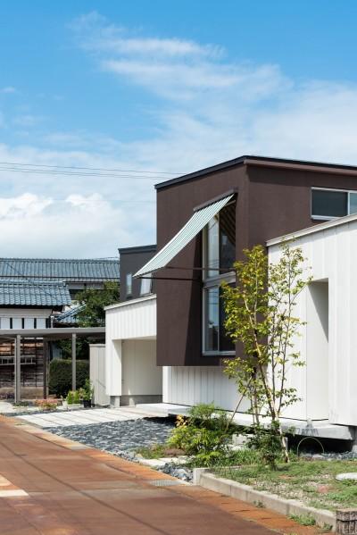 外観 (is house)