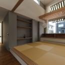 is houseの写真 和室
