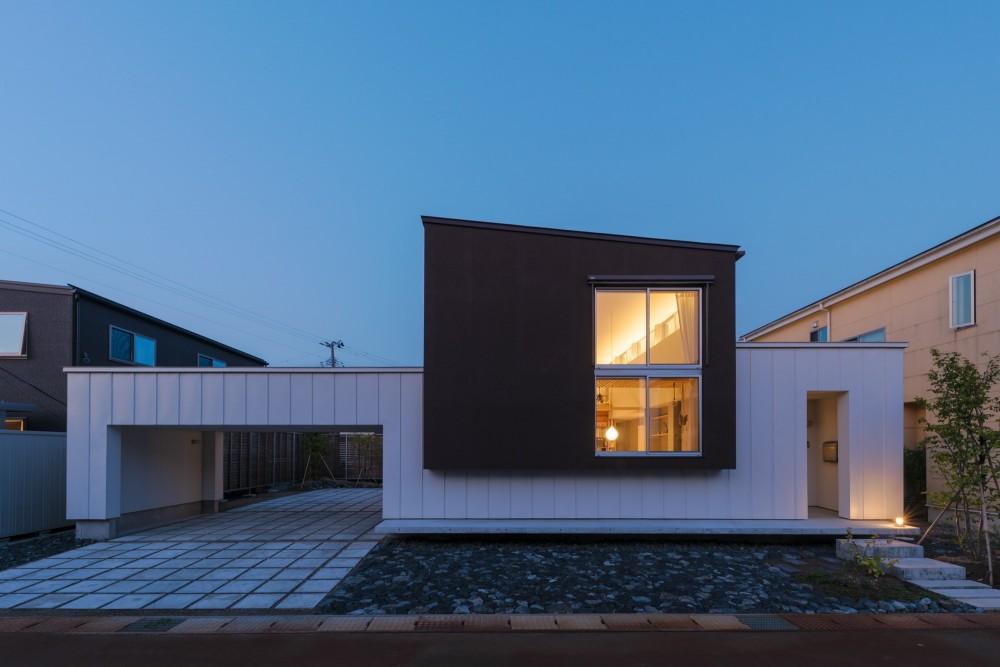 is house (外観)