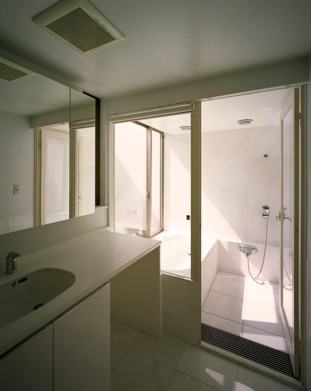 【フラッツ5+1 <親の家>】 (洗面・浴室)