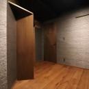 マンションリノベーションの写真 主寝室