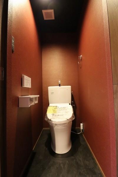 トイレ (N様邸~マンションリノベーション~)