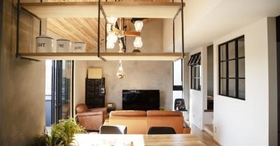 家具付きの家 (趣味と、アメリカンファニチャーから始まる家づくり。)