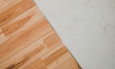 バーチ材の心地良さ (床材)
