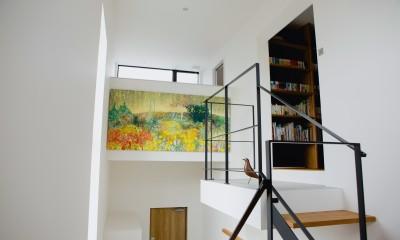 大江の家(アートのある暮らし)