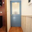 enjoy lifeの写真 無垢ドア