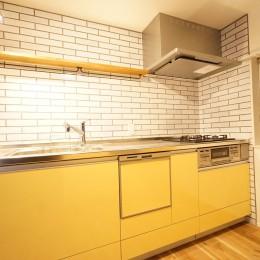 キッチン1 (猫も快適)