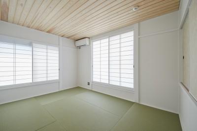 和室 (MIH  |  南池袋の家)
