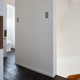 MIH     南池袋の家 (階段室)