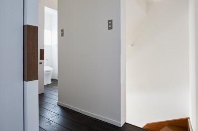 MIH  |  南池袋の家 (階段室)