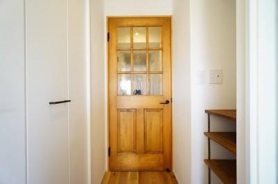 無垢ドア (ライフスタイルを暮らしに)