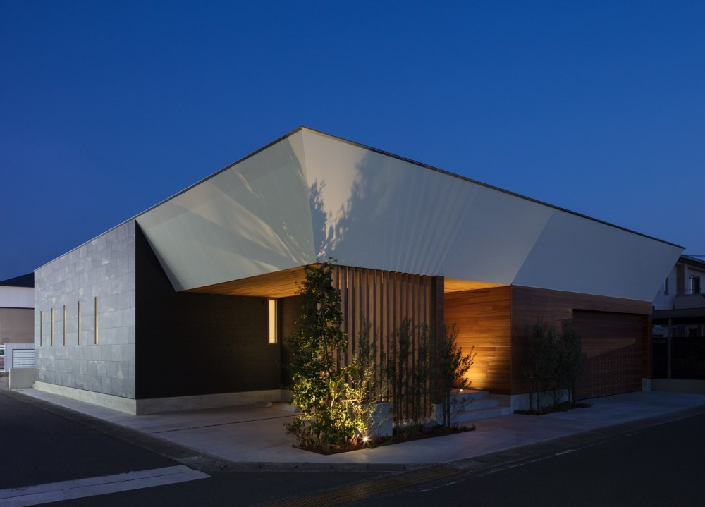 外観 (K18-house「Terrace House」)