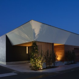 K18-house「Terrace House」 (外観)