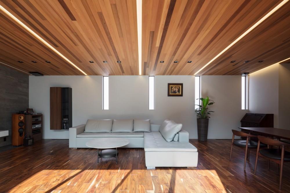 K18-house「Terrace House」 (リビング)