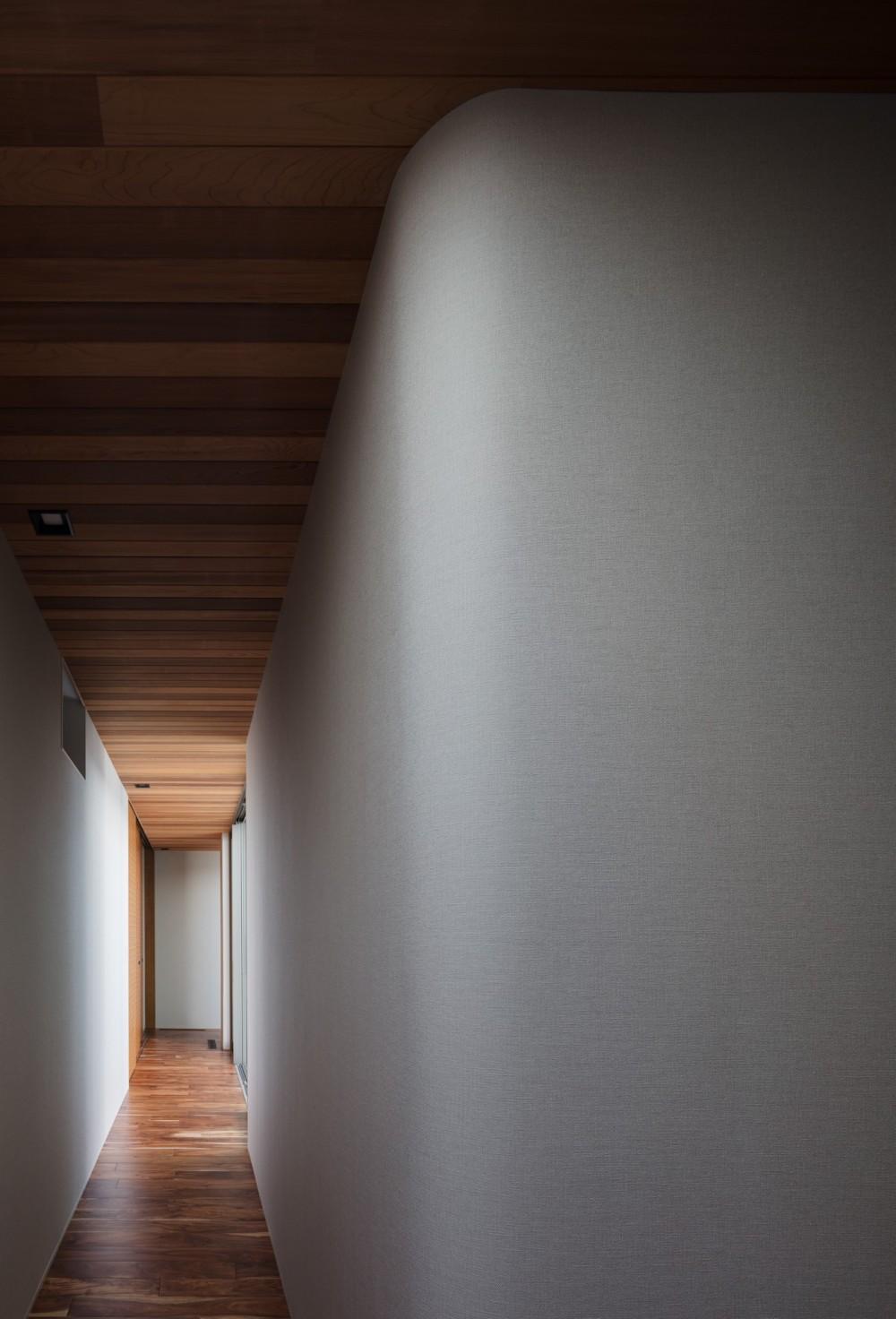 K18-house「Terrace House」 (廊下)