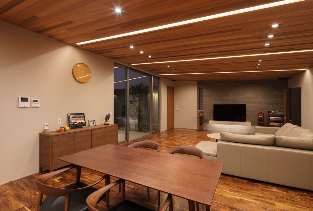K18-house「Terrace House」 (ダイニング)