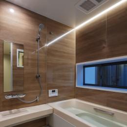 K18-house「Terrace House」 (浴室)