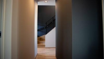 廊下 (趣味と、アメリカンファニチャーから始まる家づくり。)