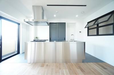 キッチン1 (好きな素材と好きな色)