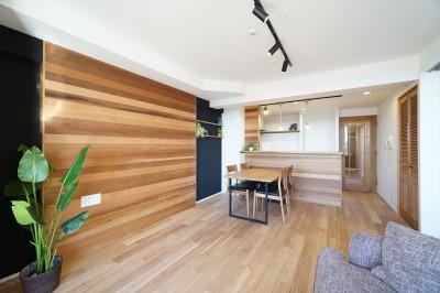 comfortable house (リビングダイニング1)