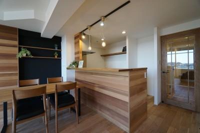 リビングダイニング3 (comfortable house)