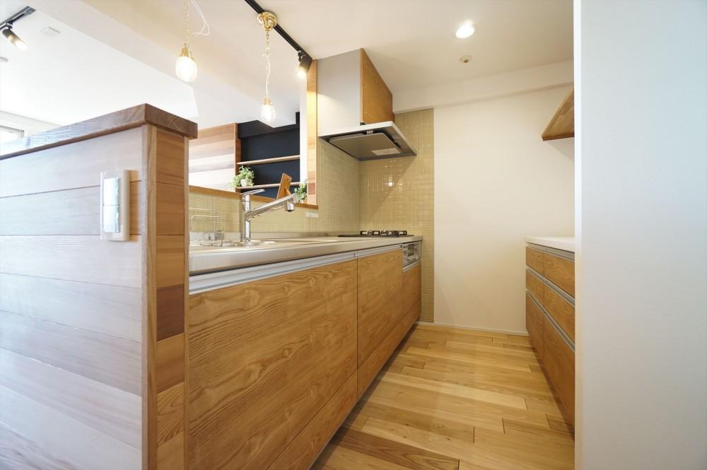 comfortable house (キッチン1)