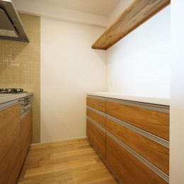 comfortable house (キッチン2)