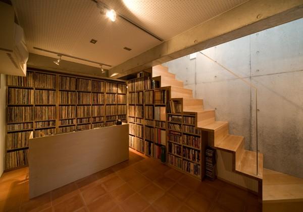 吉祥寺N邸ー趣味のスタジオを (趣味のスタジオ)