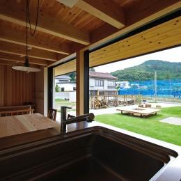石巻の家-ishimaki (キッチン)