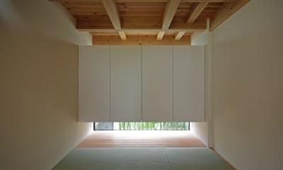 石巻の家-ishimaki (和室)
