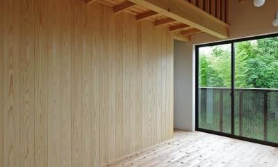 石巻の家-ishimaki (キッズスペース)