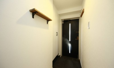 『NORDIC』 (玄関)