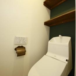 南欧プロバンス (トイレ)