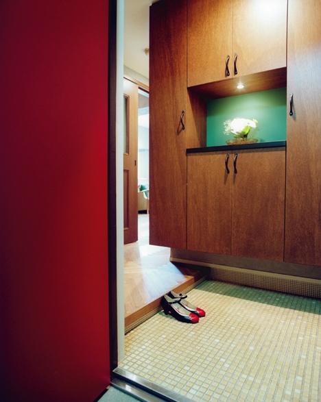 リノベーション / latticeの部屋 玄関