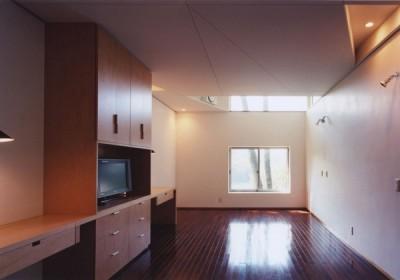 寝室2 (別荘~野尻湖~)