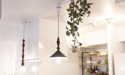 T邸-新しくするだけではない、リノベーションで暮らしやすさを実現 (キッチン)