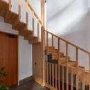 ワン!LDKの写真 階段