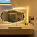 ワン!LDKの写真 洗面室