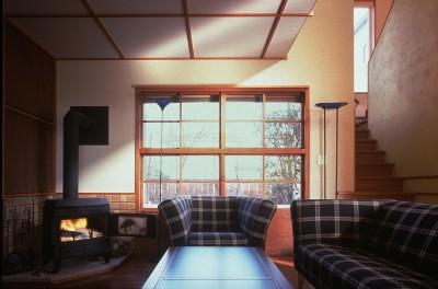 別荘感覚で創ろう|Fireplace relaxation|Chiba (別荘感覚で創ろう|Fireplace relaxation|Chiba|暖炉の間)