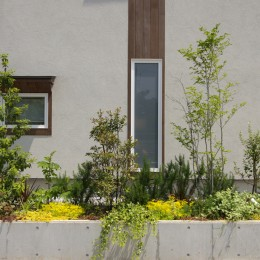 別荘感覚で創ろう|Open air terrace|Shnyurigaoka (別荘感覚で創ろう|Open air terrace|Shnyurigaoka|外観)