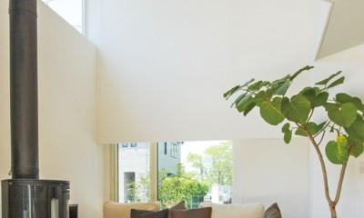 別荘感覚で創ろう|Open air terrace|Shnyurigaoka (別荘感覚で創ろう|Open air terrace|Shnyurigaoka|リビング)
