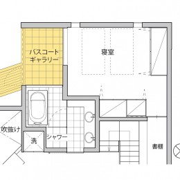 別荘感覚で創ろう|Open air terrace|Shnyurigaoka (別荘感覚で創ろう|Open air terrace|Shnyurigaoka|プラン)