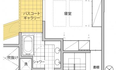 別荘感覚で創ろう|Open air terrace|Shnyurigaoka (別荘感覚で創ろう|Open air terrace|Shnyurigaoka|プラン)