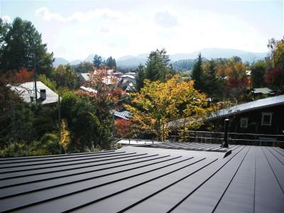 別荘感覚で創ろう|Karuizawa Garden roof (別荘感覚で創ろう|Karuizawa Garden roof)
