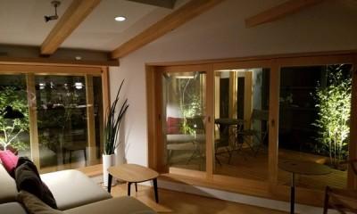 夫婦と子供たち家族で楽しめるスペースの増築 (多目的室)