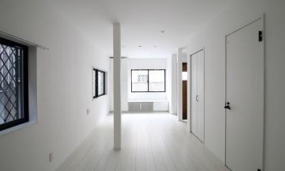 築30年超えの建物を新築並みの性能に (LDK)