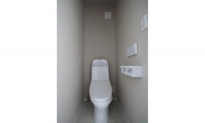 築30年超えの建物を新築並みの性能に (トイレ)