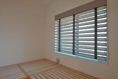 寝室 (解放感×見守りやすい×使い勝手良好。家族に優しいリノベ)
