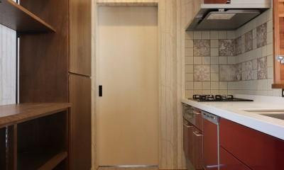 キッチン|K様邸~フルオーダー新築住宅~